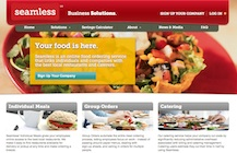 Thumbnail for Screenshot of Seamless Business Solutions